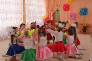 Мамин праздник в детском саду