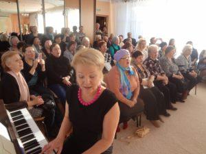 День пожилых людей 2015