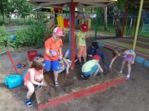 лагерь «Здоровячок»