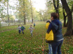 Осенний кросс 2015